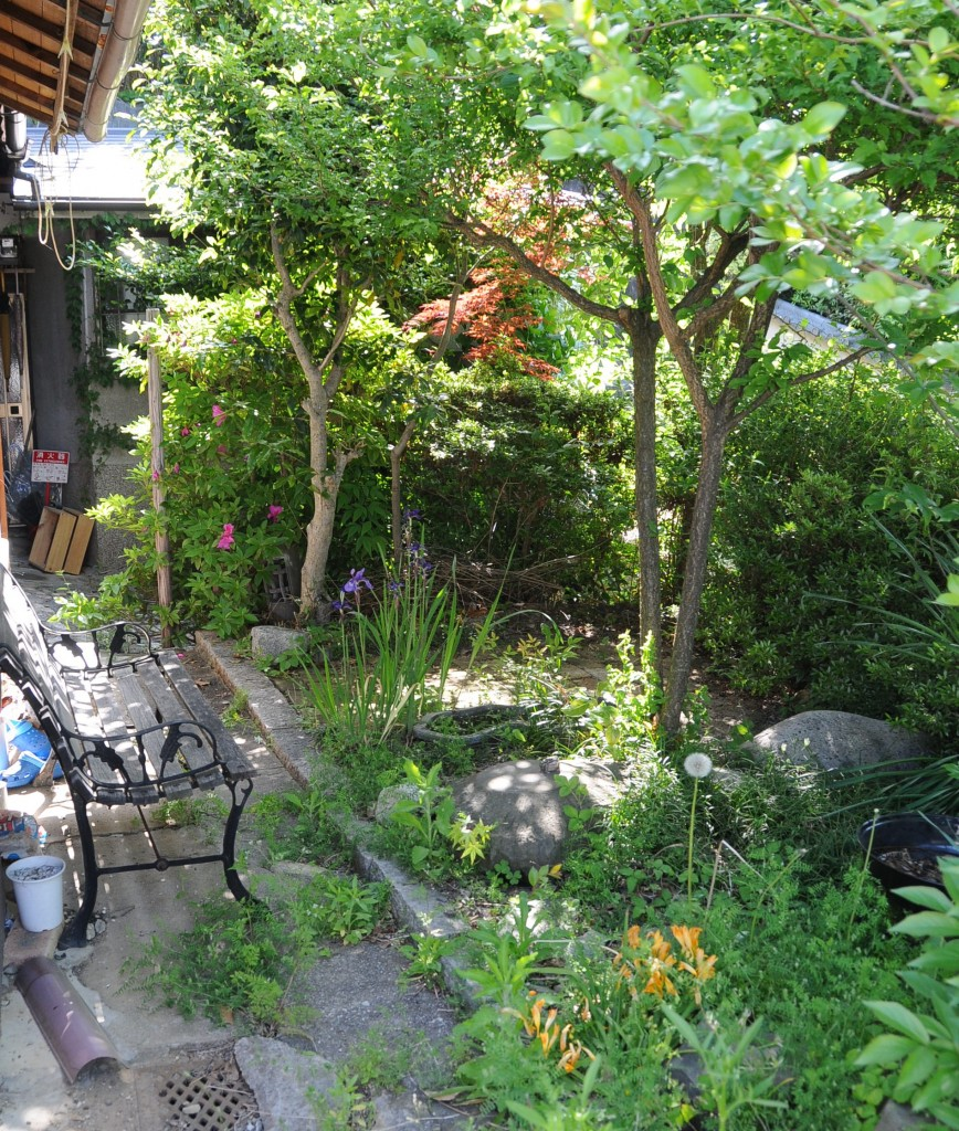 ebisu's garden