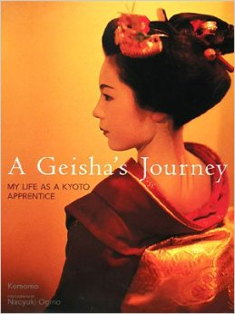 "Cover of ""A Geisha's Journey"""