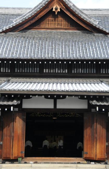 budokan in Kyoto