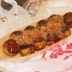 takoyaki ready to eat