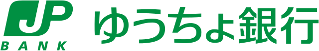 Green Logo of Japan Post Bank