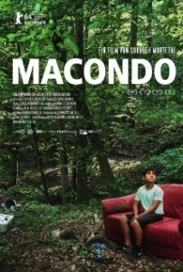 film poster of macondo