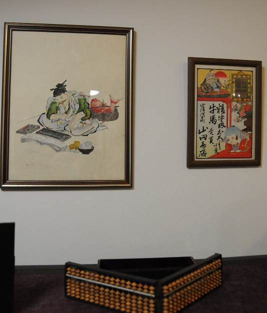 paintings with soroban