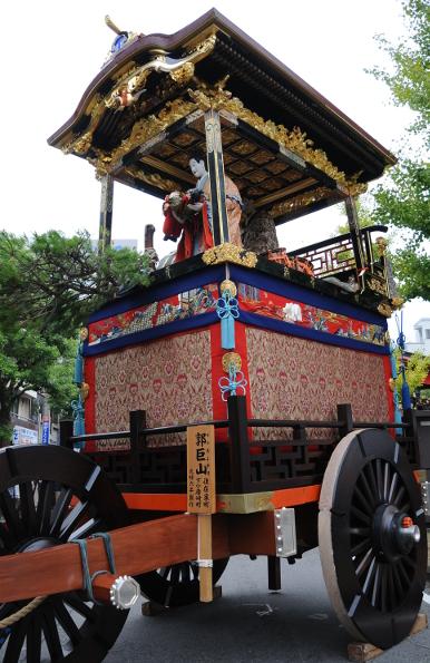 A hikiyama