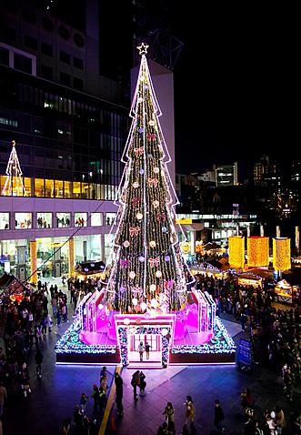 Christmas Market Osaka 2015