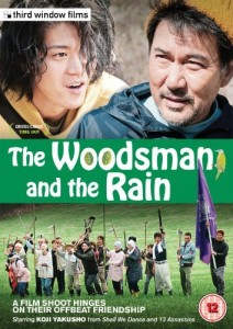 poster woodsman and the rain