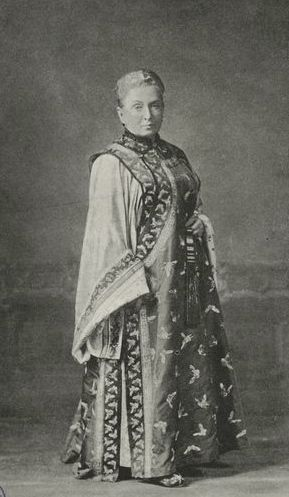 Photo of Isabella L. Bird