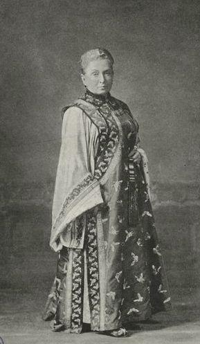 Photo of Isabella L. Bird