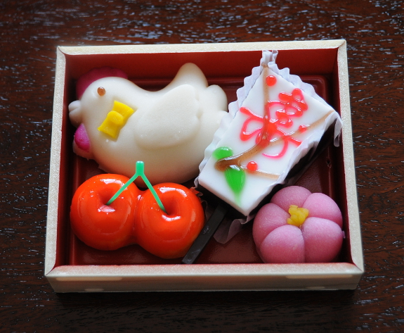New Year's Sweets