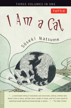 Cover for I am a Cat