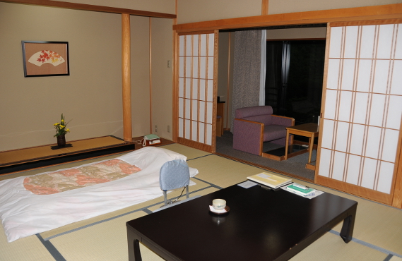 My room in Nara
