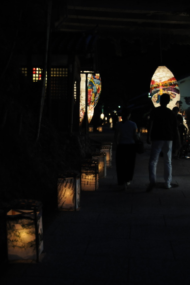 Lightup in Arashiyama