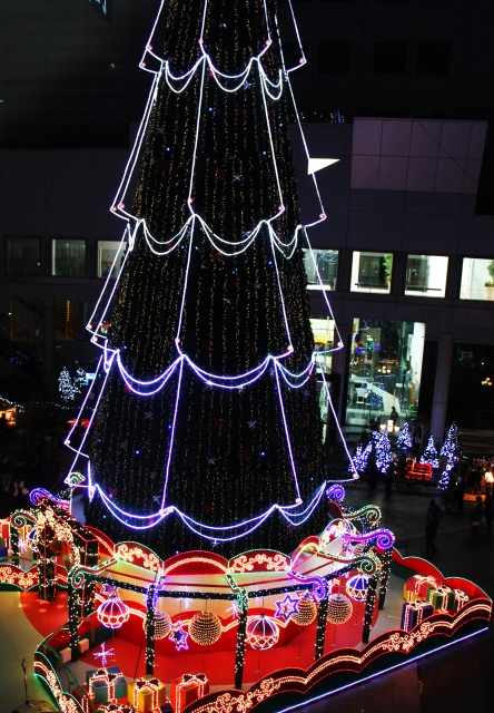 Umeda Christmas Market