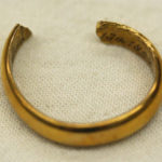 Destroyed Wedding Ring