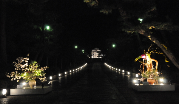 Approach to Sorenin during Hanatouro 18