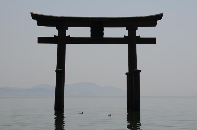 Shirahige Shrine