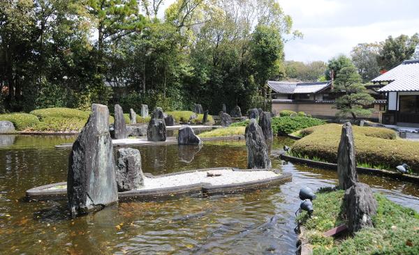 Horai Garden of Matsunoo Taisha