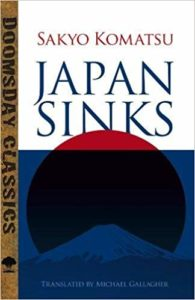 Cover to Japan Sinks