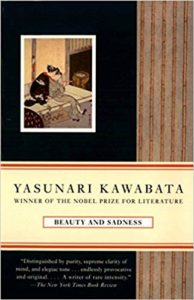 Cover of Beauty and Sadness by Yasunari Kawabata