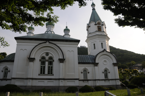 Russian Orthodox Church in Hakodate
