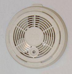 image of a smoke detector