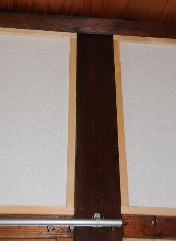 new ugly wall panels