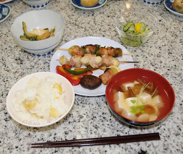 final meal prepared in class