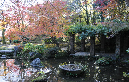 Oyamazaki Sanso Gardens