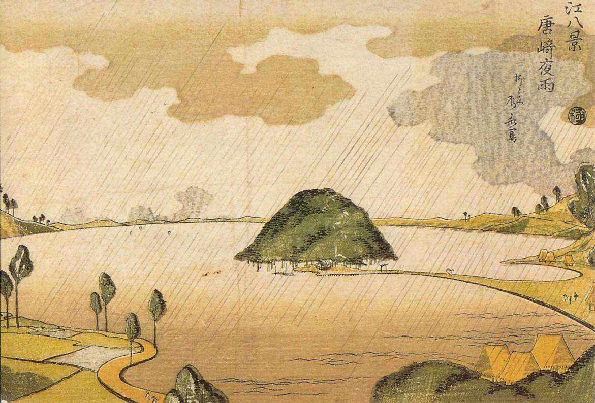 8 Views of Omi - Karasaki
