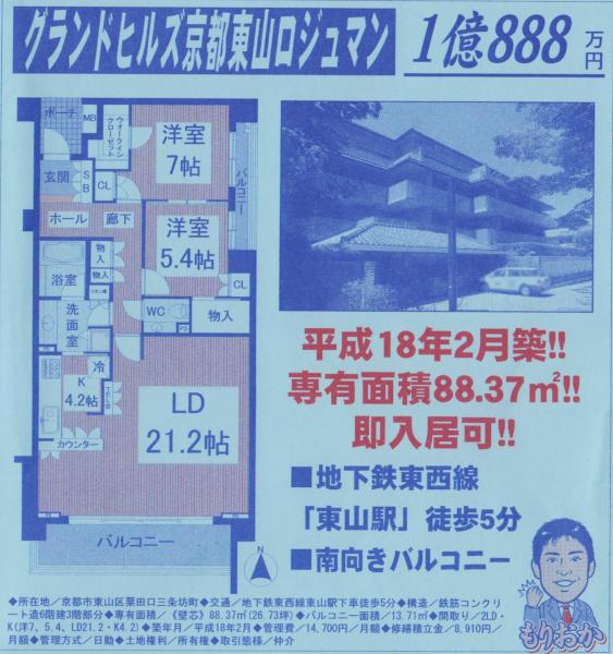 2 million apartment