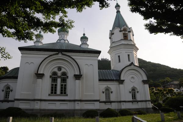 Russian Orthodox Church in Hakodate