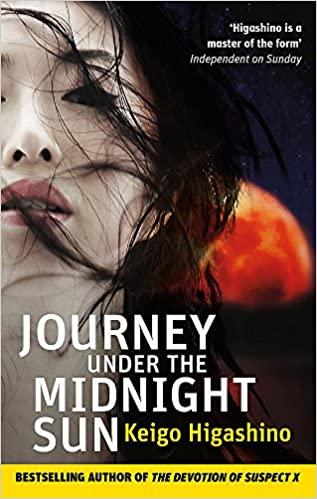 "Cover for ""Journey under the Midnight Sun"" by Keigo Higashino."